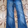 Отдается в дар джинсы 42-44 р-р