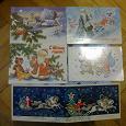 Отдается в дар открытки новогодние период СССР (6)