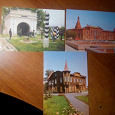 Отдается в дар 3 открытки с видами Омска