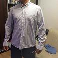 Отдается в дар Рубашка мужская XL 185