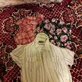 Отдается в дар детская одежда пакетом блузки