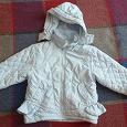 Отдается в дар Куртка для девочки, рост 116