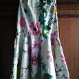 Отдается в дар Платье летнее ХБ 48 размер