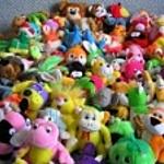 Світ м'яких іграшок