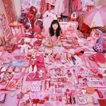 Розовые вещи — моя болезнь :)