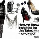 ГлэмРок стиль, рокерская атрибутика для женщин