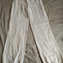 Отдается в дар Льняные брюки
