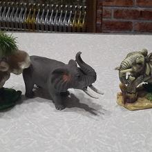 Отдается в дар Слоны из обширной коллекции