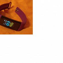 Отдается в дар часы (фитнес-браслет) Y5