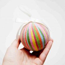 Отдается в дар Новогодний шар