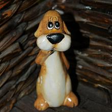Отдается в дар Керамическая собака