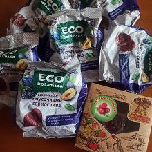 Отдается в дар Мармелад Eco botanica