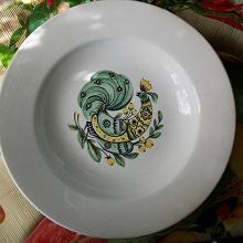 Отдается в дар Большие тарелки