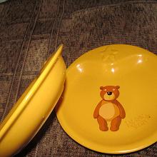 Отдается в дар Тарелочки детские, керамика.