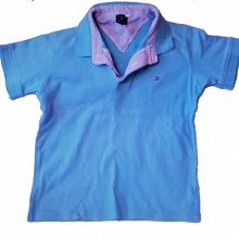 Отдается в дар тениска на мальчика (до 130см)