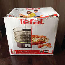 Отдается в дар Сушилка для овощей и фруктов Tefal на ремонт