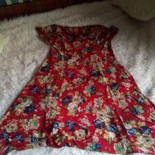 Отдается в дар Платье летнее примерно 52-54 размер