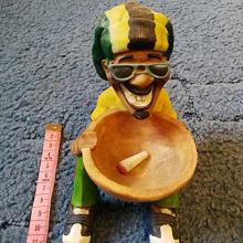 Отдается в дар Фигурка сувенир растаман
