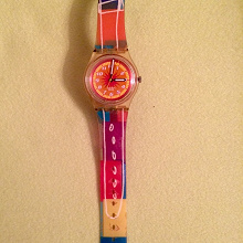 Отдается в дар Часы Swatch