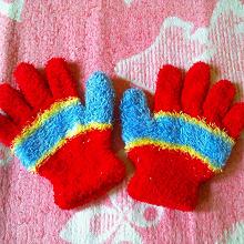Отдается в дар Дет.перчатки