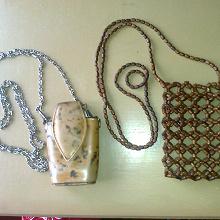 Отдается в дар Две маленькие сумочки типа чехольчика