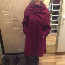 Отдается в дар Пальто женское демисезонное 44 евро (наш 50) размер