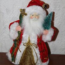 Отдается в дар Игрушка Дед Мороз