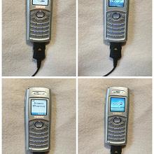 Отдается в дар Samsung C-100
