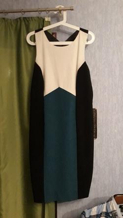 Отдается в дар «платье новое 46-48»