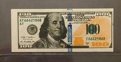 Отдается в дар «Сувенирные 100 баксов из Вьетнама. Шершавые.»