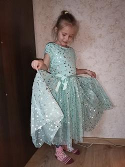 Отдается в дар «Платье р.134»