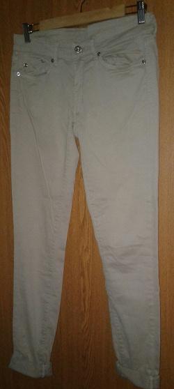 Отдается в дар «Плюшевые джинсы моднявые размер 44 (28/32)»