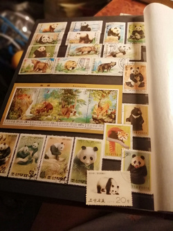 Отдается в дар «Иностранные марки»