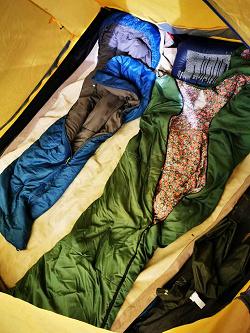 Отдается в дар «Спальник — одеяло»