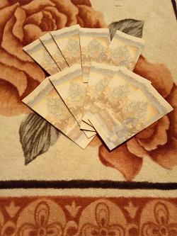 Отдается в дар «Пакеты бумажные подарочные»