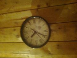 Отдается в дар «Подарю часы настенные»