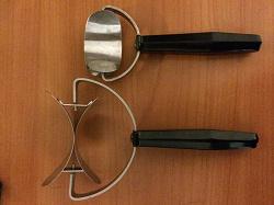 Отдается в дар «Ножи для нарезки теста»