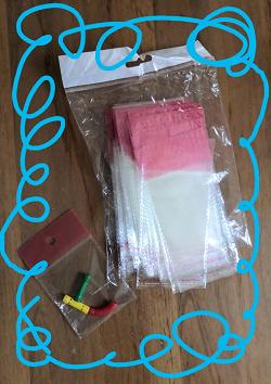 Отдается в дар «Упаковочные пакетики целлюлозные»