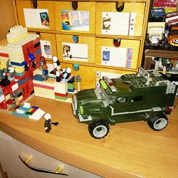 Отдается в дар «Лего для мальчика»