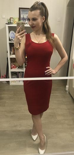 Отдается в дар «Платье, 42»