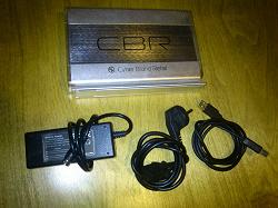 Отдается в дар «Внешний HDD 80GB USB2»