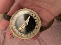 Отдается в дар «компас»