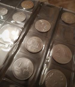 Отдается в дар «Монетки 2»
