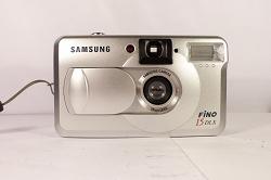 Отдается в дар «Пленочный фотоаппарат SAMSUNG Fino 15DLX»