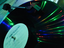 Отдается в дар «Проигрыватель ION Vertical Vinyl»