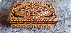 Отдается в дар «Шкатулка деревянная.»