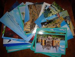 Отдается в дар «98 открыток»