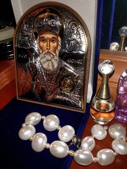 Отдается в дар «Икона Св. Николай»