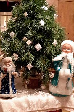 Отдается в дар «Снегурка под елку»