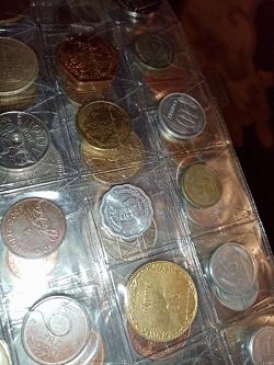 Отдается в дар «Монеты то ли Бирмы, то ли Мьянмы»